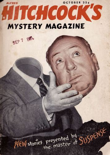 Hitchcock Editorial alfred hitchcock s mystery magazine october 1960 the alfred hitchcock wiki
