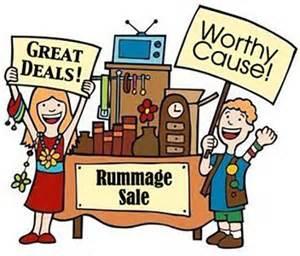 church rummage sale mt zion lutheran church