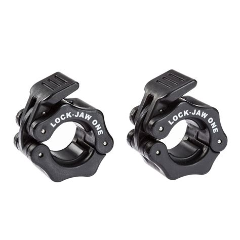 Lock Jaw by Standard 1 Quot Lock Jaw Barbell Collar Power Systems