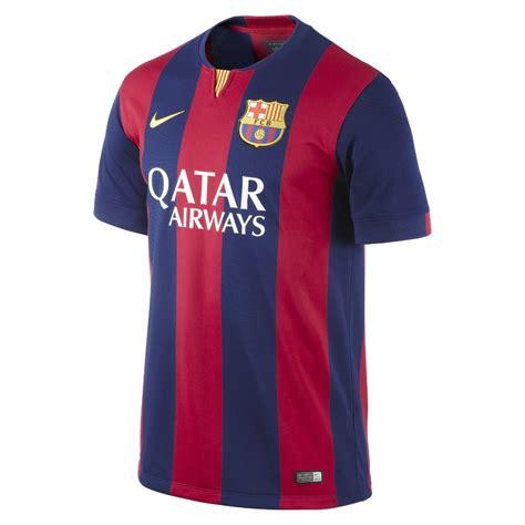 Bahan Ny Polo Shirt Madrid 17 18 nike fc barcelona home jersey 14 15