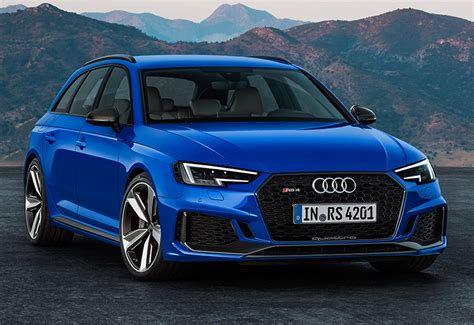 Audi Rs4 B9 by 2018 Audi Rs4 Avant B9 Specifications Photo Price