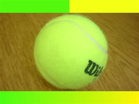 what color is a tennis tennis color yellow or green talk tennis