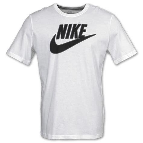 Tshirt Nike One Clothing mens nike futura shirt finishline white