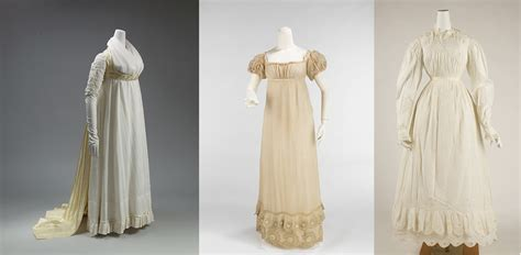 fashion evolution regency period recollections blog