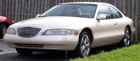 1998 lincoln mark viii information and photos zombiedrive