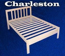 Xl Size Charleston Platform Bed Frame Charleston Platform Bed Xl Size Hardwood Bed Frame