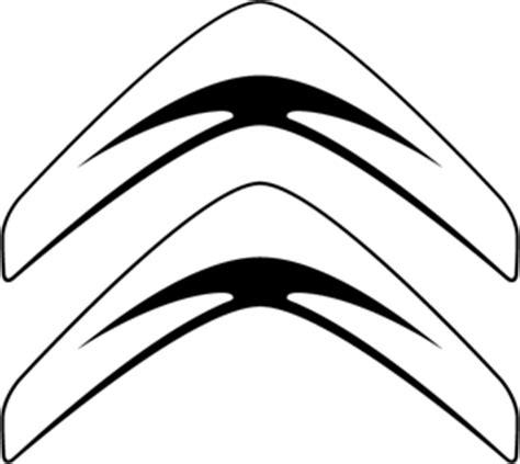 citroen logo vector citroen logo vectors free
