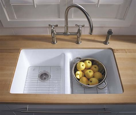 Cast Iron Kitchen Sink Manufacturers Cast Iron Sinks Guide The Kitchen Sink Handbook