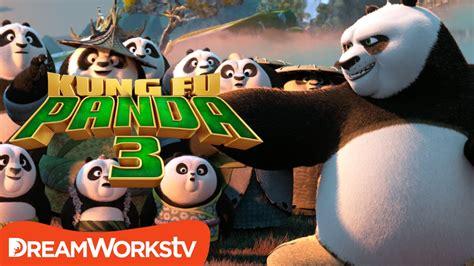 Komik Panda 1 3 kung fu panda 3 fragman izlesene