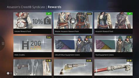 Master Ads 10 Item Bonus how to redeem master assassin pack code ac syndicate