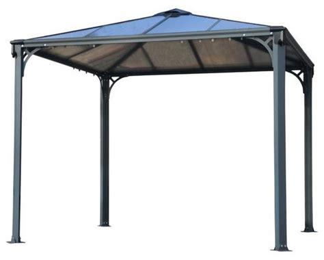 flachdach pavillon 3x4 palram gazebos palermo 10 ft x 10 ft gazebo grays 702425
