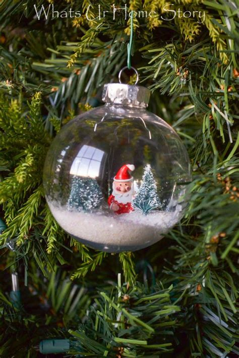 snow globe ornament ornaments globes  snow