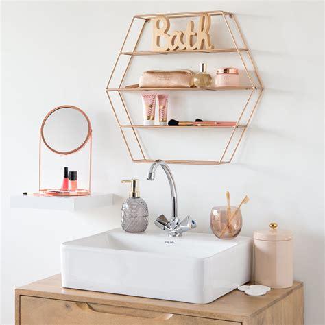 decoracion con espejos y repisas espejo de mesa de metal cobrizo 17x29 tocador