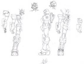 kansei gundam blueprints by rom stol on deviantart