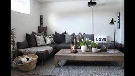 charcoal grey living room ideas