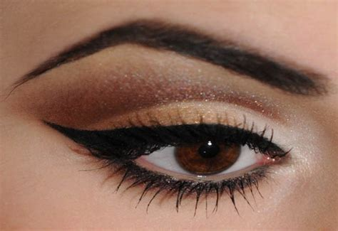 is brown a neutral color eye makeup tips for brown eyeliner tips
