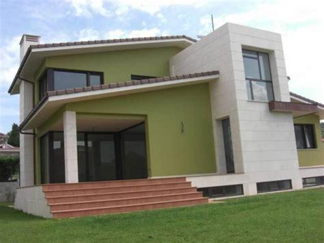 Imagenes De Casas Verdes | pintura para exterior de casas tipos y colores casa web