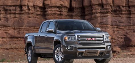 gmc canyon bed size 2015 gmc canyon sees early demand for premium models gm