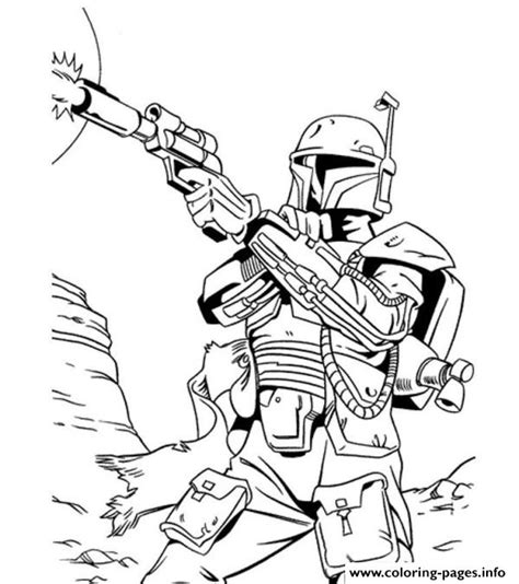 wars bounty coloring pages printable