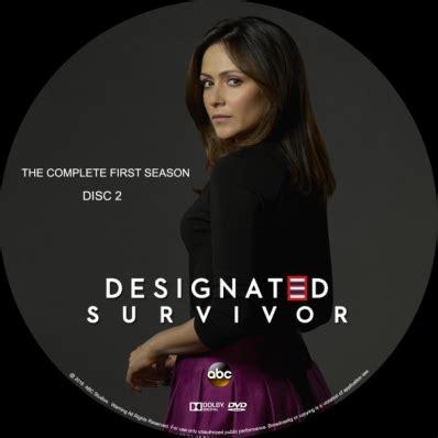 designated survivor dvd designated survivor season 1 disc 2 dvd covers