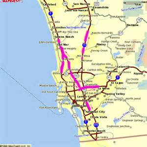 San Diego Traffic Map by Pics Photos Map Of Southern California Las Vegas