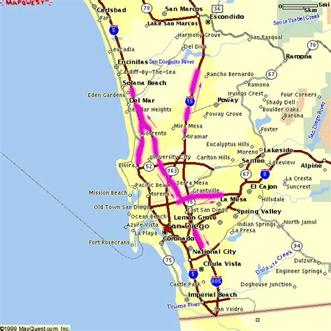 From Ca To La by California Traffic Patterns California Traffic Tips San