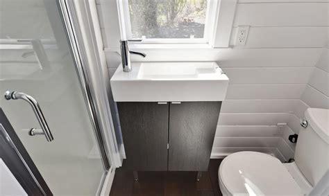 tiny house bathroom sink just wahls tiny house tiny living