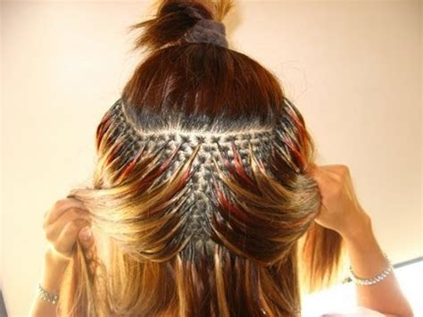 Different Types Of Permanent Hair Extensions by Different Types And Methods Of Hair Extensions