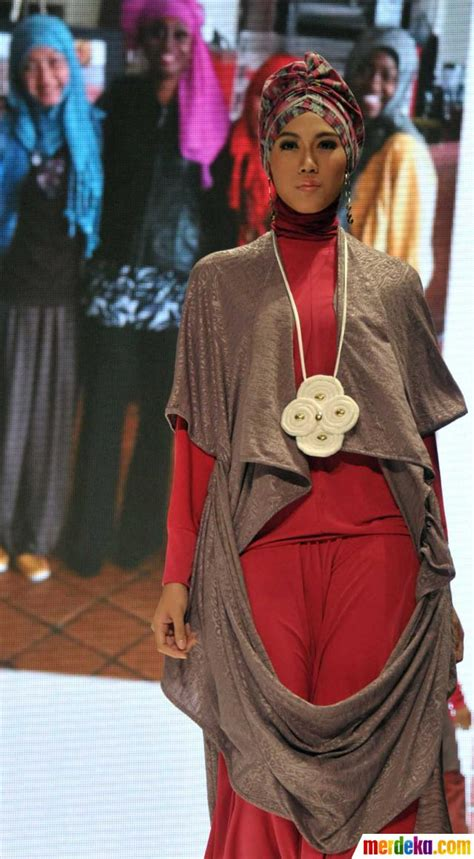 foto fashion show busana muslim merdeka foto fashion show busana muslim merdeka com