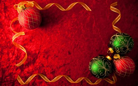 3d christmas decoration wallpaper 8644 wallpaper