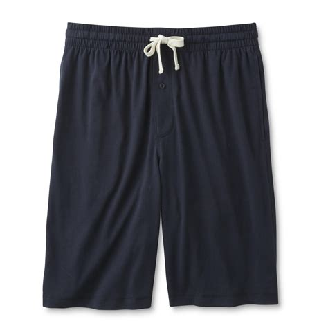mens knit shorts basic editions s knit shorts