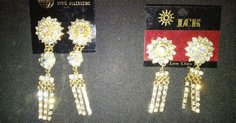 Kalung Tiga Susun Gold quot sewa busana betawi dot quot i ph 085211711318 atau 087776761152 dan 081297046330 dijual