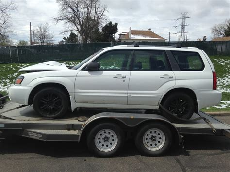 2005 Subaru Forester Xt by 2005 Subaru Forester Xt Automatic Part Out 100k The