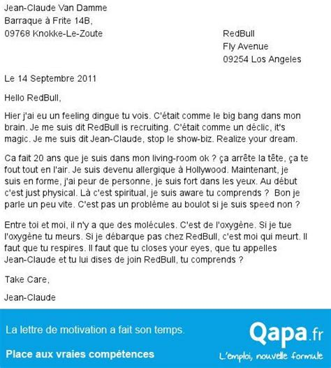 Lettre De Motivation De Cuisinier En Collectivité Lettre De Motivation Cuisinier