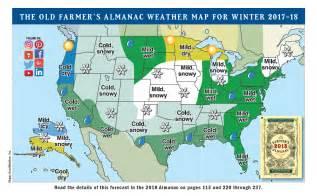 farmers almanac florida winter weather forecast 2017 2018 old farmer s almanac