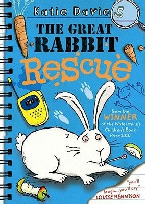 bunny s staycation s business trip books the great rabbit rescue by davies reviews