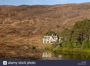 Laird Of Glen Affric Glen Affric Lodge Inverness Shire Scottish Highlands Xpl
