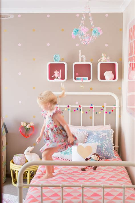 Diy Girls Bedroom | pretty diy vintage bedroom for girls kidsomania