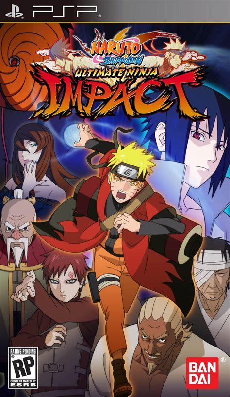 naruto shippuden ultimate ninja impact narutopedia