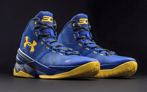 Sepatu Basket Armour Curry Two Low Usa Home curry shoe symbol