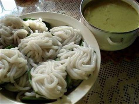 Lakso Bangka posting dwi nugroho serba serbi makanan khas bangka belitung