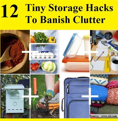 organization hacks 350 simple solutions to organize your home in no time books 12 tiny storage hacks to banish clutter organizing made