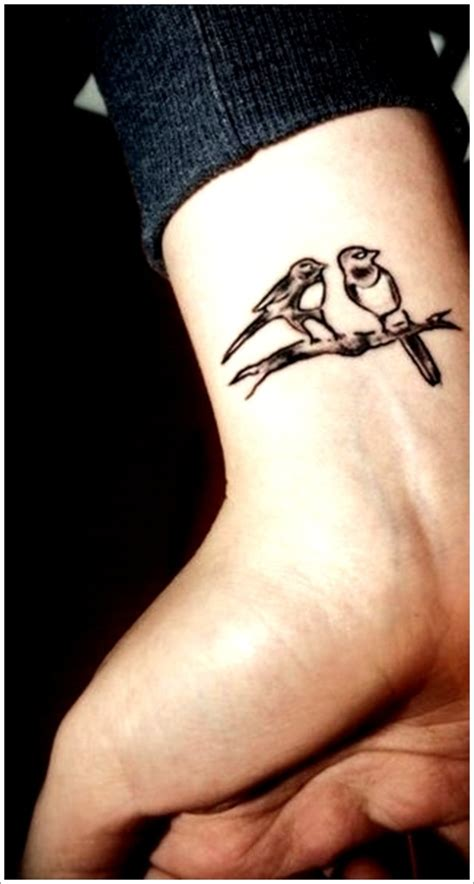 small love bird tattoos 45 beautiful bird designs for and
