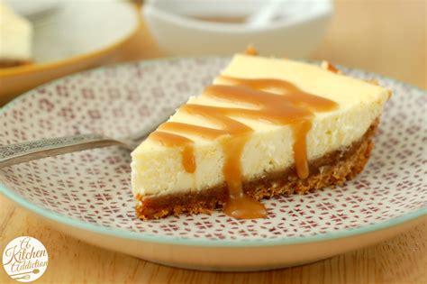 Cheese Cake By Aa Salted Caramel Vanilla Cheesecake Recipe Dishmaps