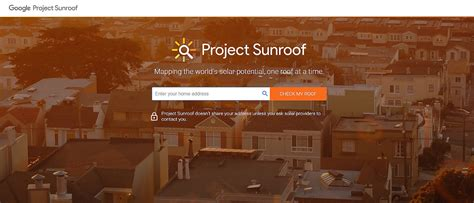 google announces project sunroof to help power the world google s project sunroof spreads to potentially reach 43