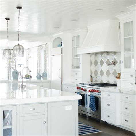 Owens Cabinets by Beautiful Neutral Kitchen Designed By Owens Davis
