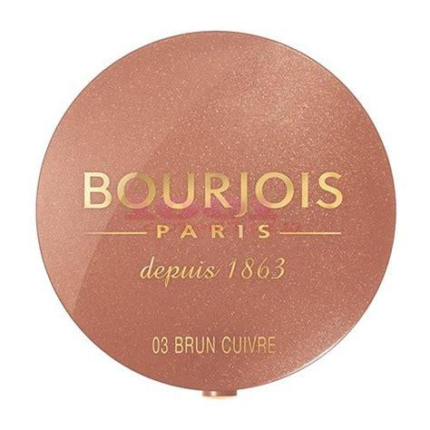 Bourjois Blush 03 Brun Cuivre bourjois blush fard de obraz frisson 54