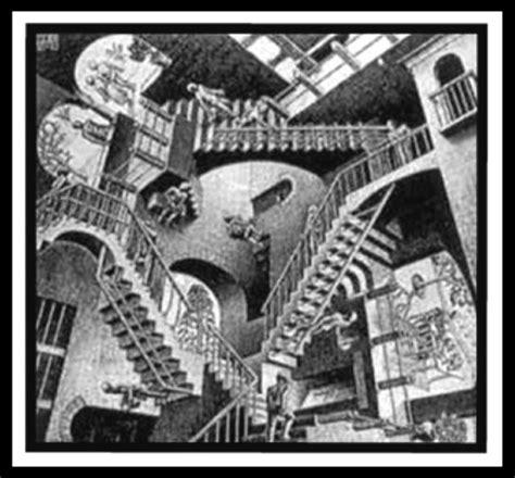 biography of escher the artist lithographs the artist of illusion m c escher mardi