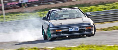 honda drift car this fwd honda prelude is drift car trolling at its best
