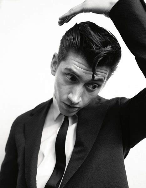 Alex Turner Hairstyle by Alex Turner Elephant S Trunk Hairstyle How To